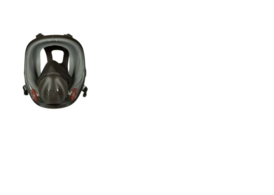 3M FULL FACEPIECE  6700,  SMALL  4/