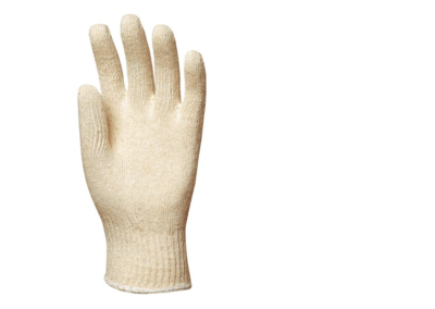 HEAVY KNITTED COTTON GLOVES-P/PAIR